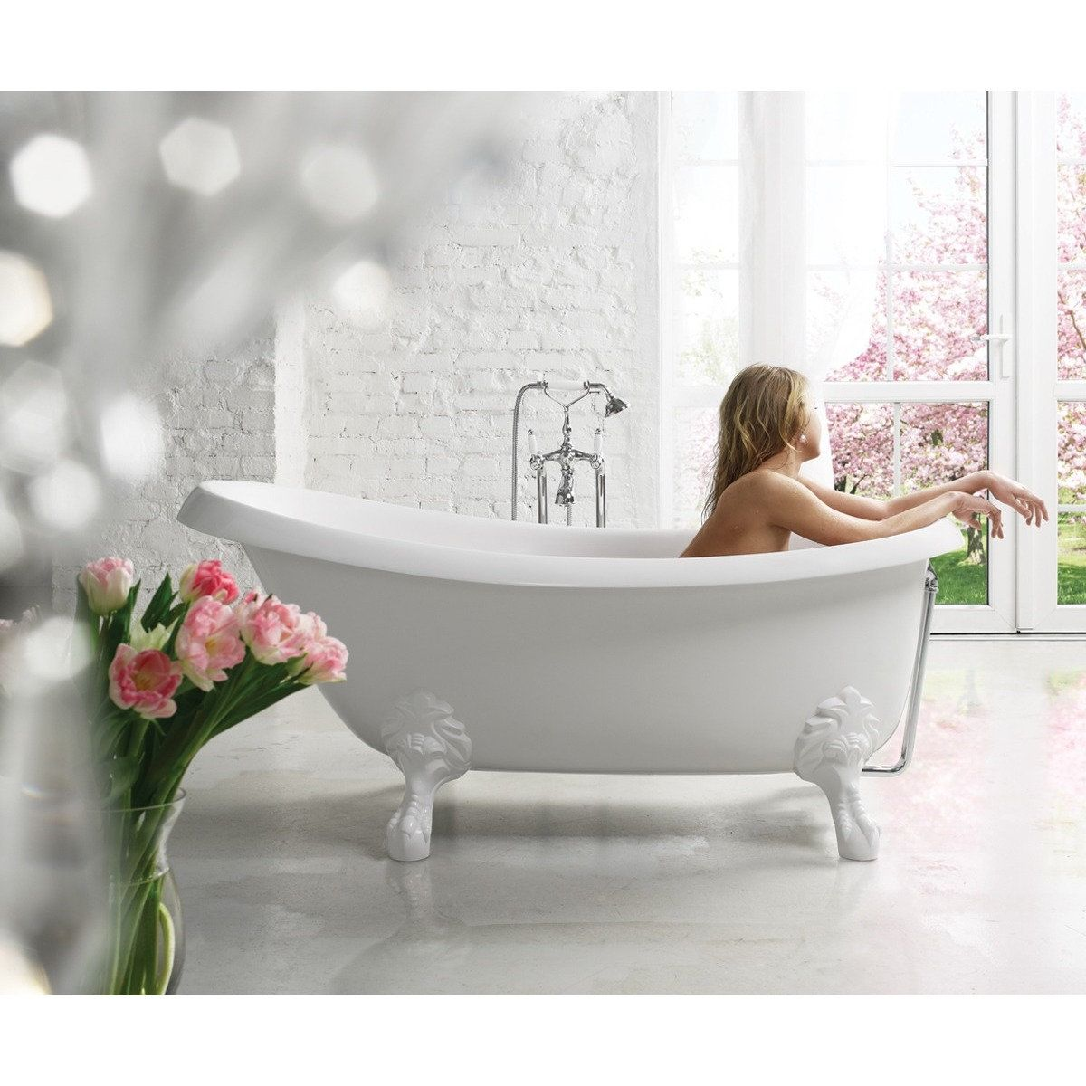 Buy claw foot tubs from overstock for everyday discount prices