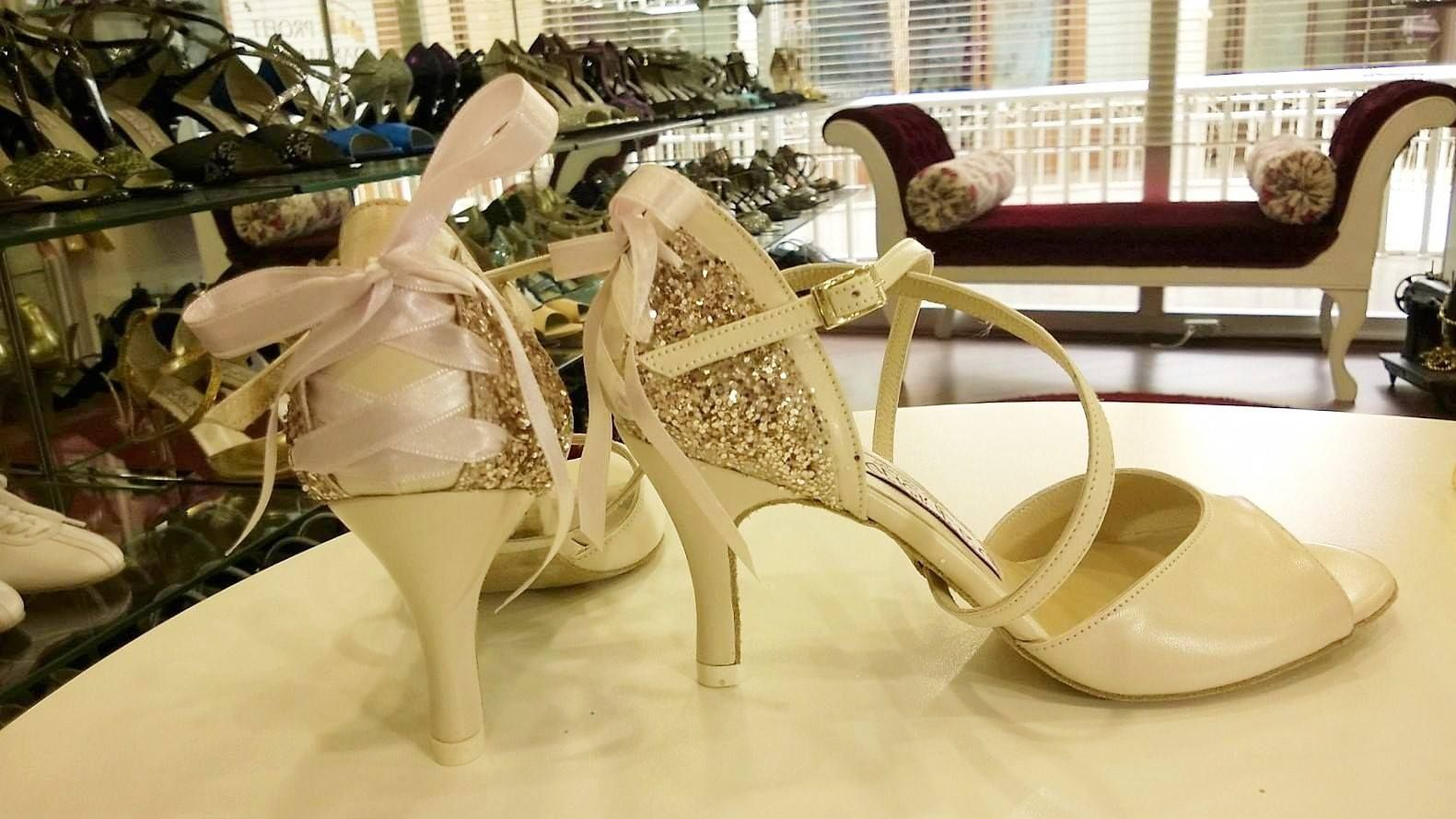 Todos Bailar - www todosbailar gr Tanguera Handmade Shoes