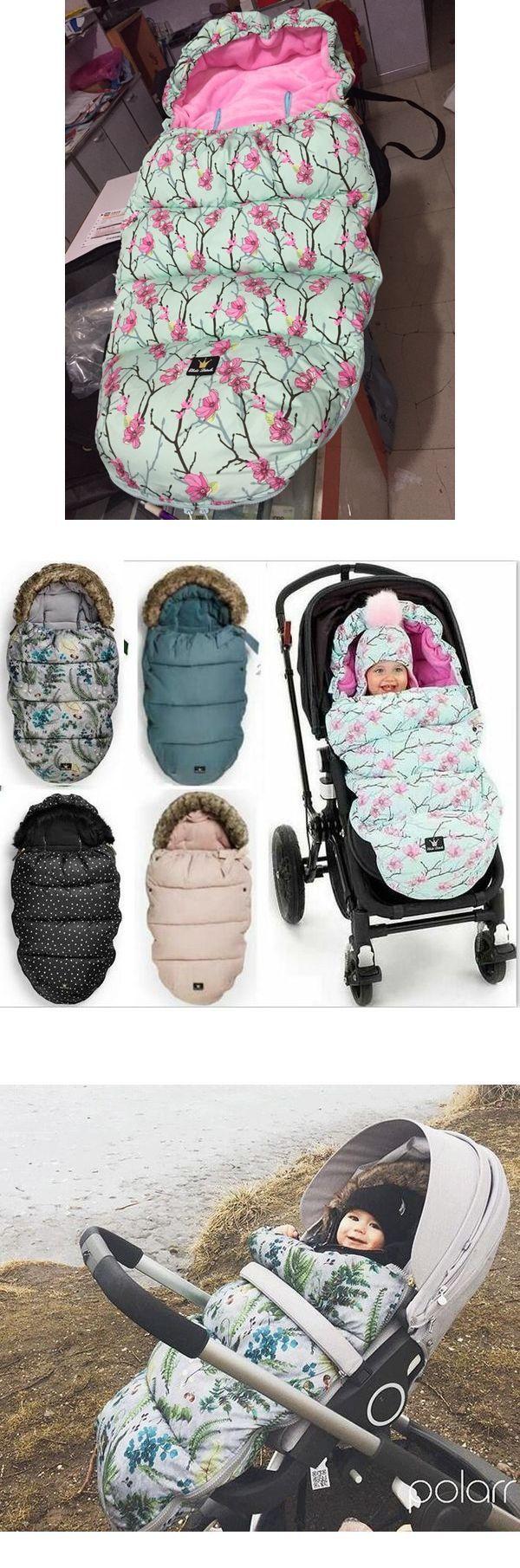 Elodie Details Baby stroller down sleeping bag stroller