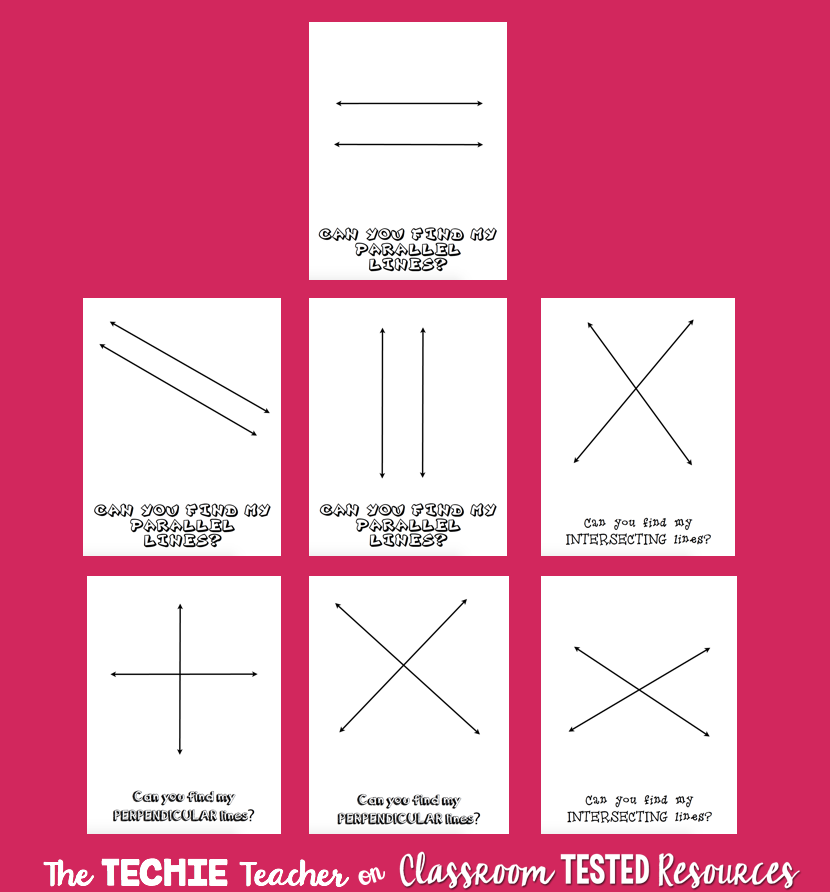 Your students will LOVE this Geometry project that covers