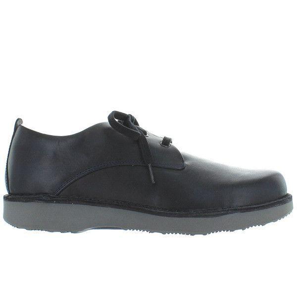 Samuel Hubbard Free - Almost Black Leather Oxford