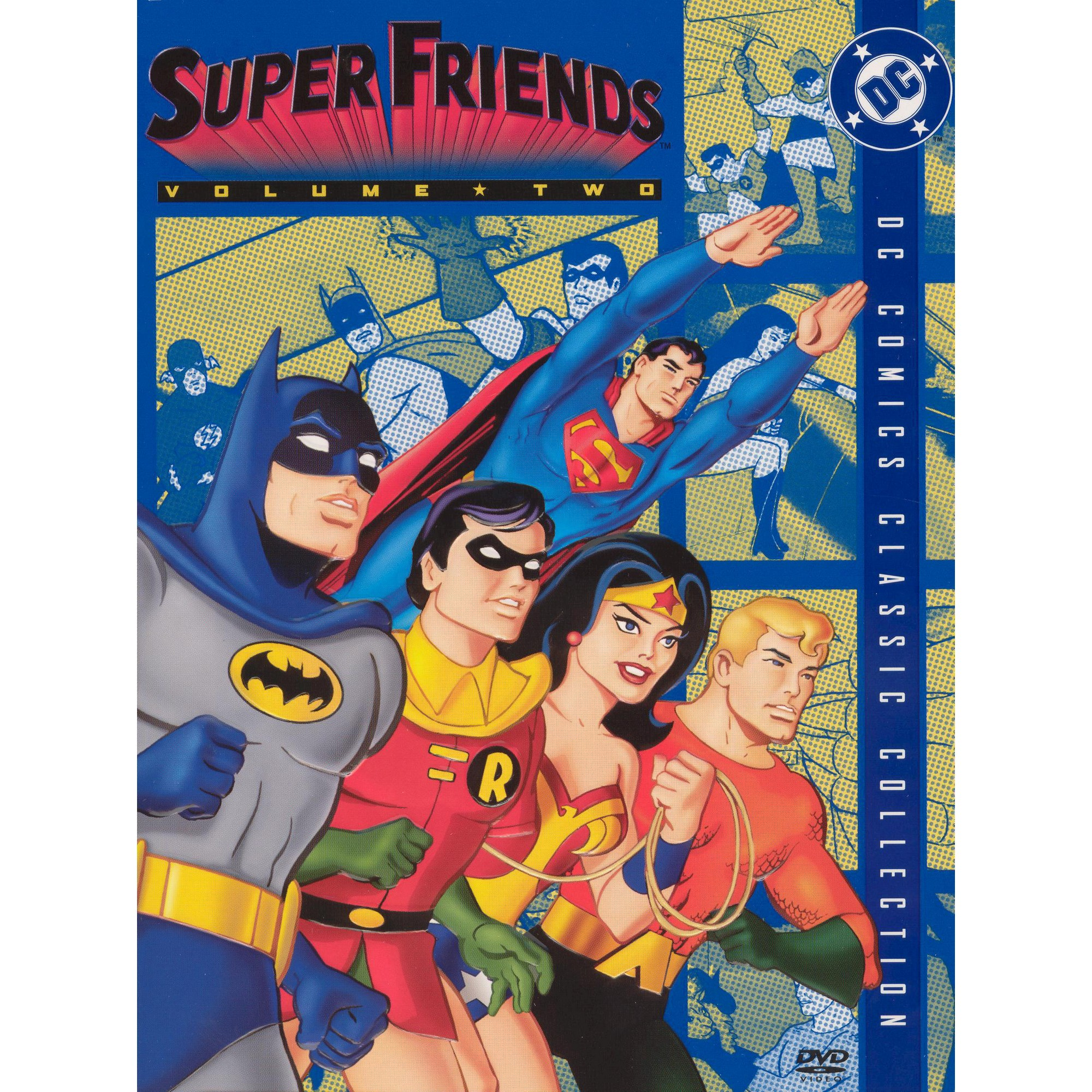 Super Friends: Second Season [2 Discs]   Products   Friends