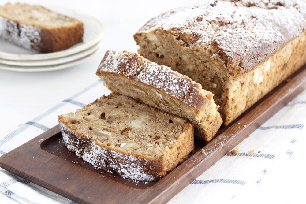 Banana Walnut Cake Recipe Joy Of Baking: Healthy Banana Cake With Walnuts