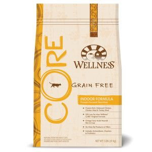 Wellness 174 Core 174 Indoor Formula Cat Food Petsmart 12