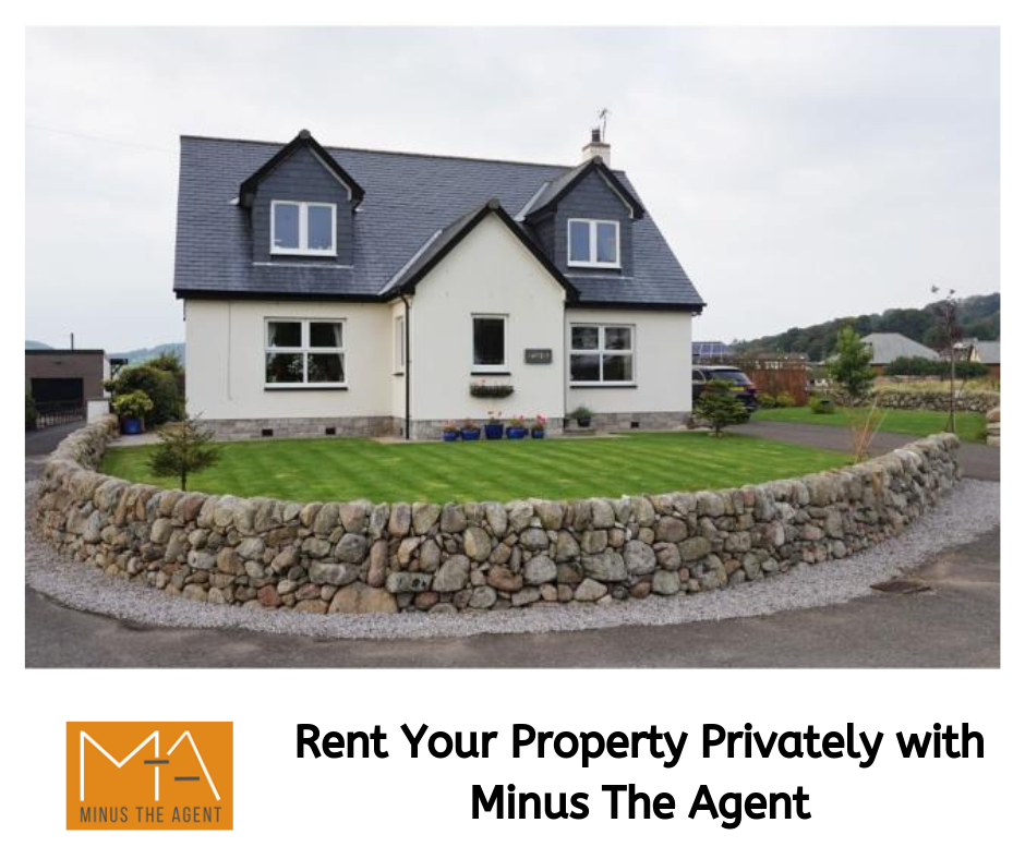 Rent Your Property Privately With Minus The Agent Top Real Estate Companies Property For Rent Rent