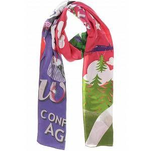 Custo Barcelona Damen Schal mehrfarbig kein Etikett