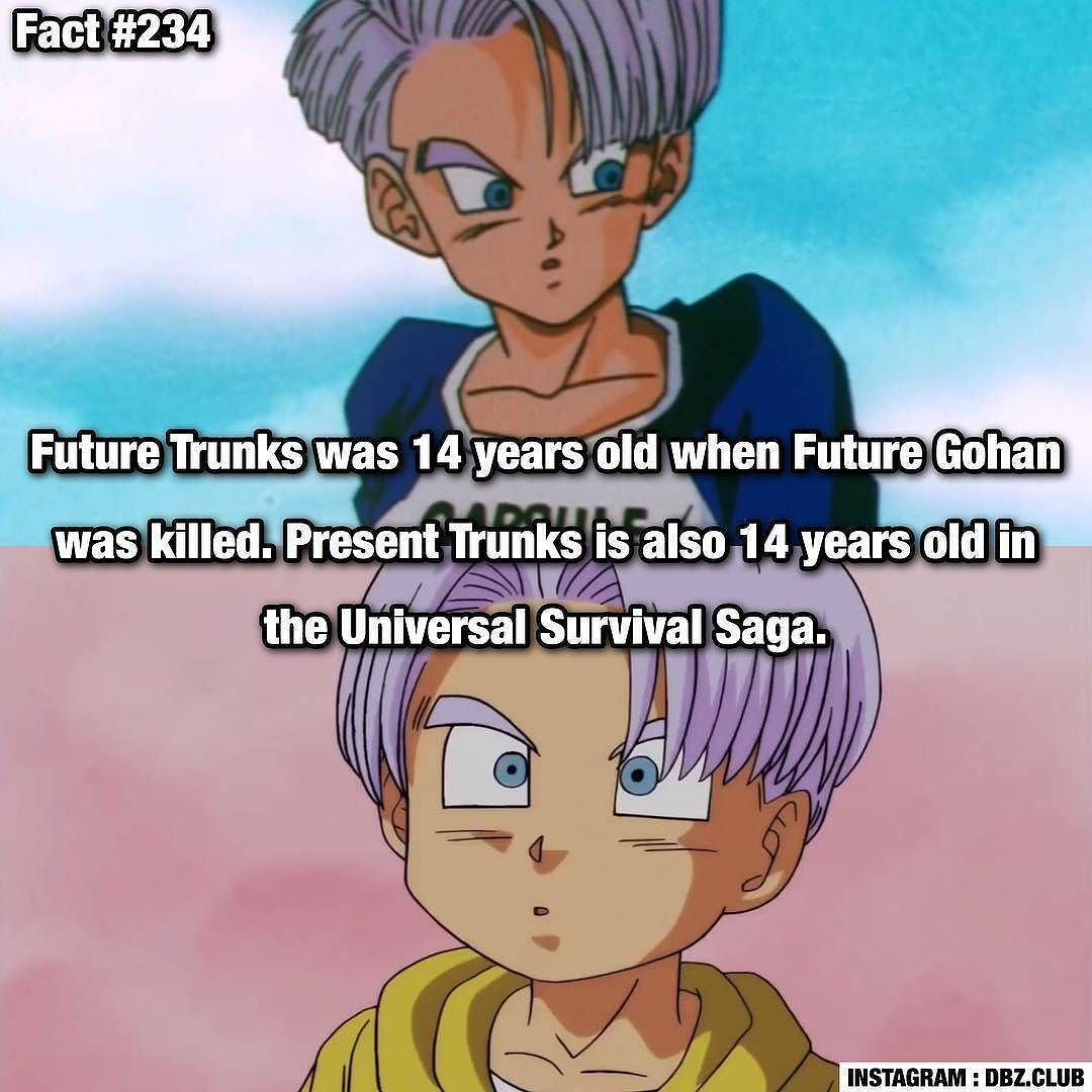 Did You Know Credit Dbz Club Please Give Credit If Reposted Thanks Follow Dbz Go For Future Trunks Dragon Ball Super Manga Dragon Ball Super Wallpapers
