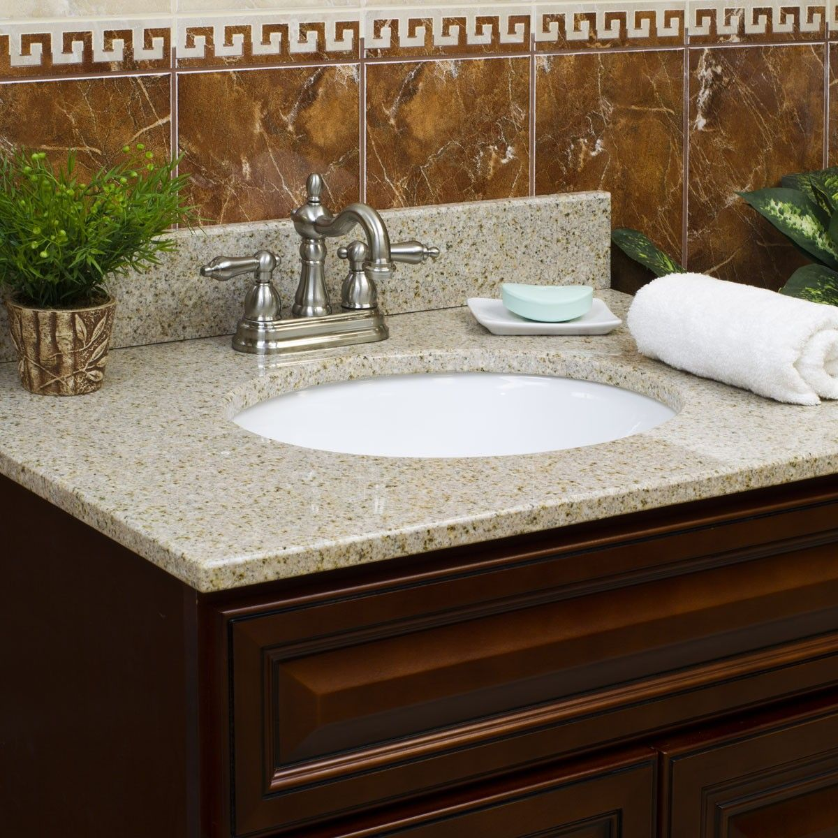 Bathroom Vanity Granite Tops
