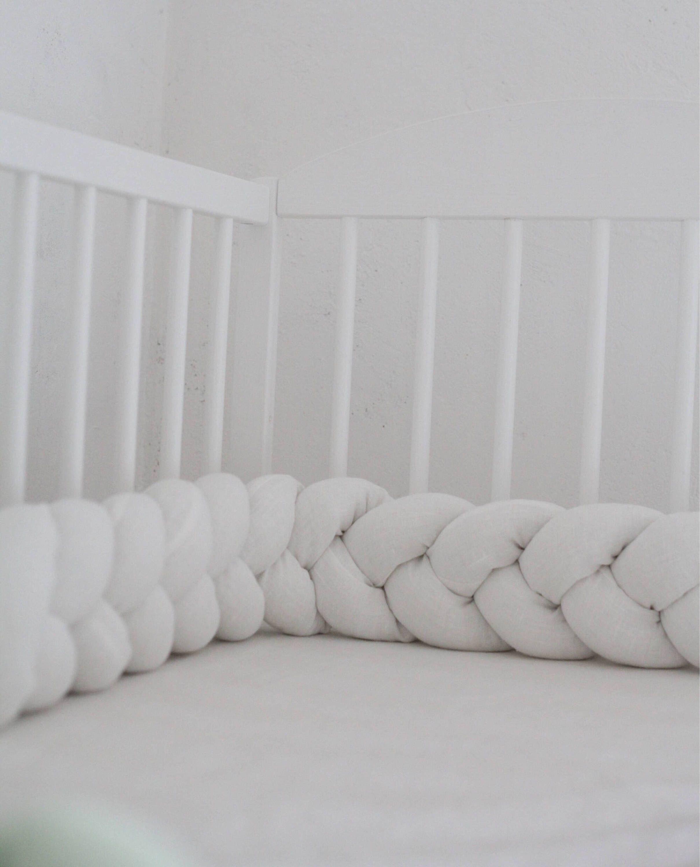 skirt for l cribs products silver lilac linen fabric crib shop metallic allen elizabeth
