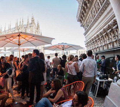 Terrazza Aperol In 2019 Milan Italy Bar