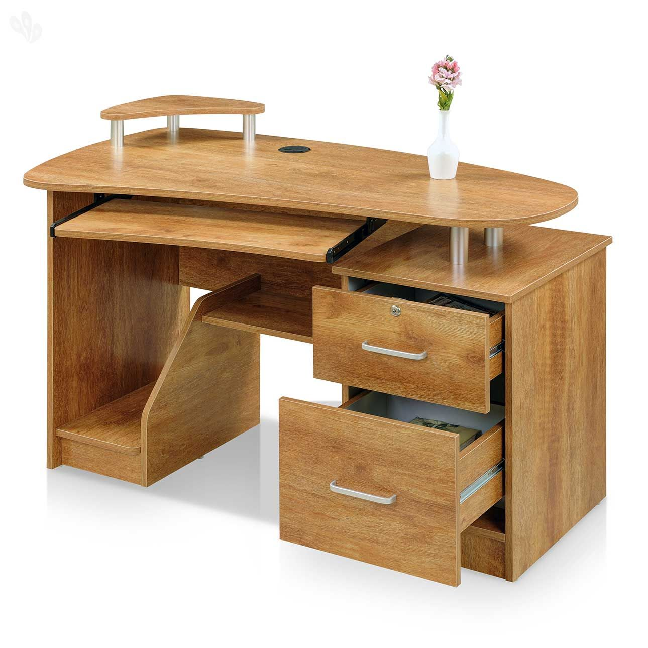 Buy ACACIA COMPUTER TABLE online from India s most affordable furniture  brand RoyalOak. Buy ACACIA COMPUTER TABLE online from India s most affordable
