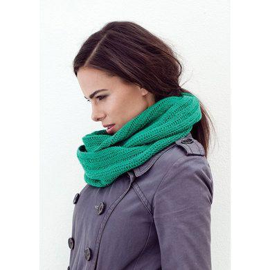 Pippi Cowl In Millamia Merino Wool Downloadable Pdf Merino Wool