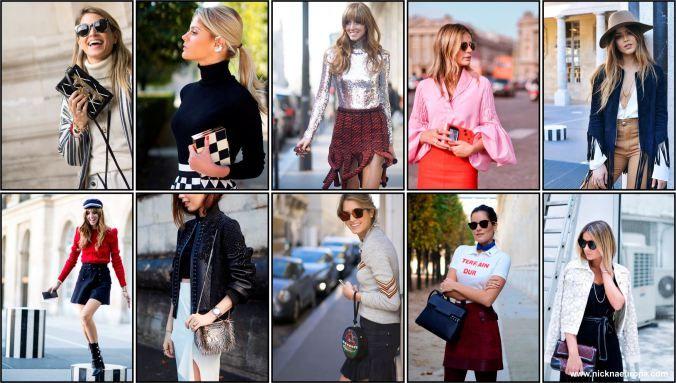 blogger - blogueiras - Paris Fashion Week ss16