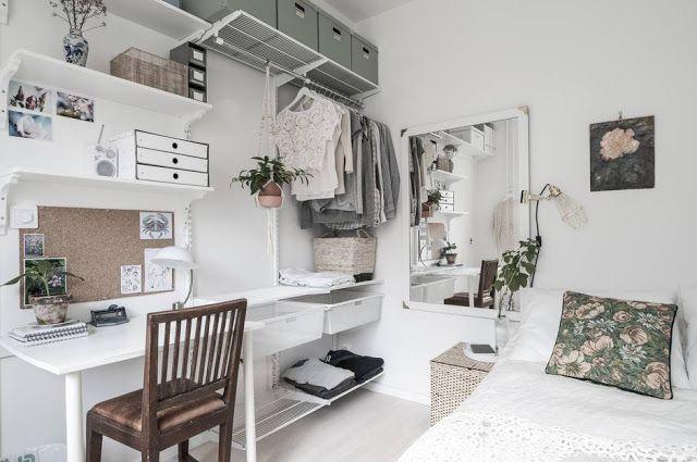 C mo amueblar un piso de estudiante econ mico hogardiez - Amueblar pisos pequenos ...