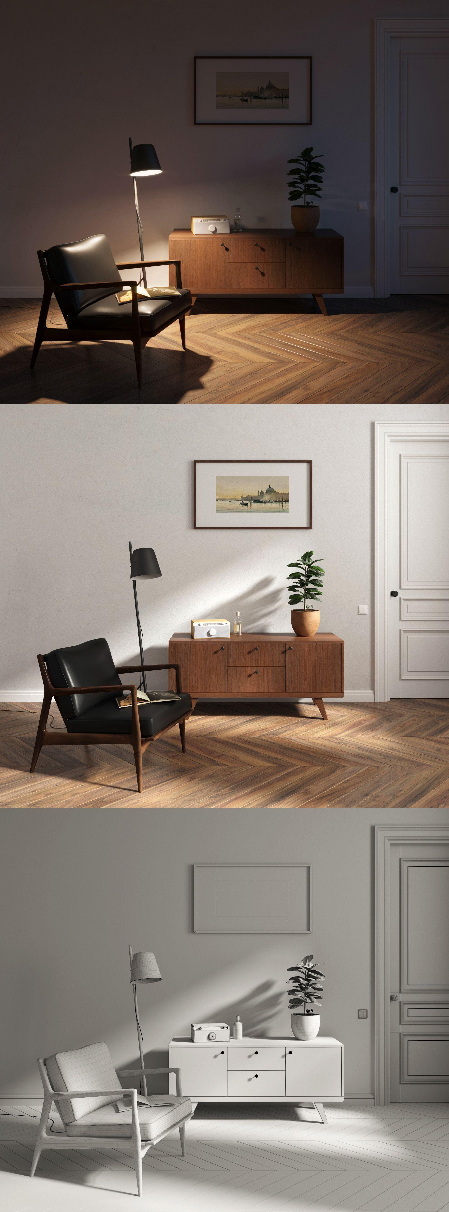 3drendering interior design by aurora renderings home