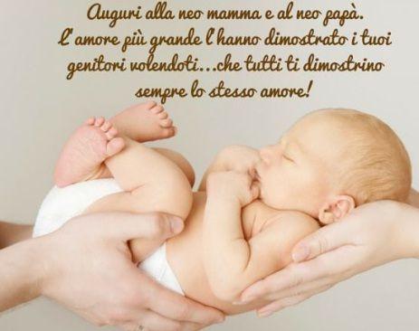 Frasi Di Auguri Per La Nascita Di Un Bambino Auguri