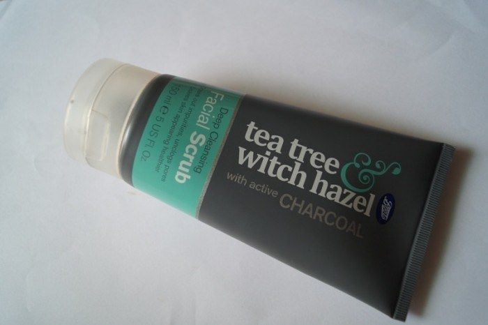 Tea Tree Facial Scrub Review Facial Scrub