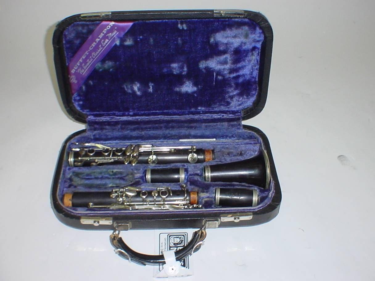 Cool Details About Buffet Crampon Professional Bb Clarinet Interior Design Ideas Gresisoteloinfo