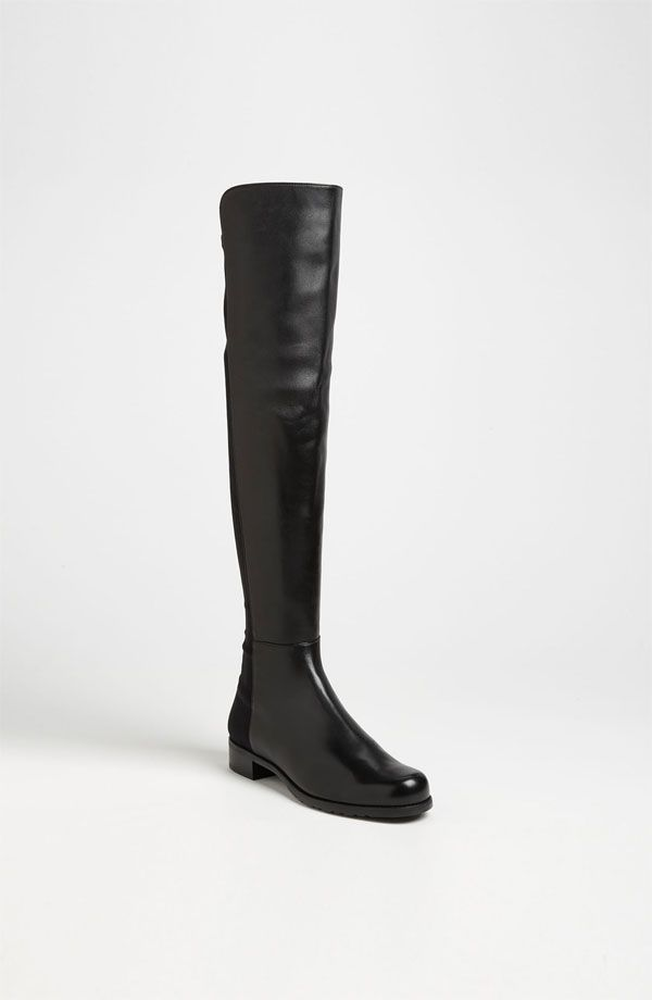5bcb97adb12 5050 Over the Knee Leather Boot
