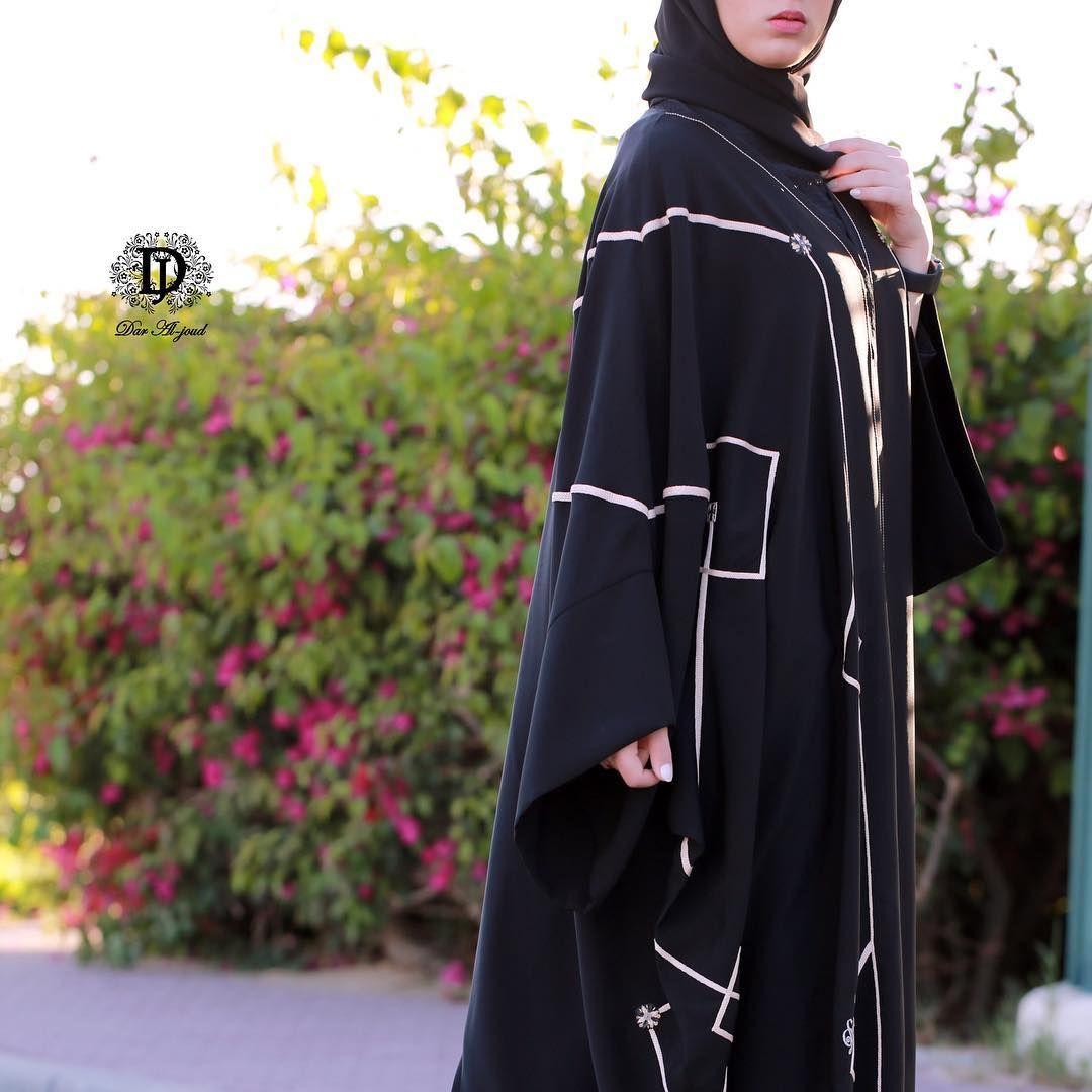 تشكيلة عبايات جديدة في دار الجود السالمية شارع بغداد New Abaya Daraljoud Good Morning Details Elegance Abaya 2 Abaya Designs Hijab Outfit Abaya