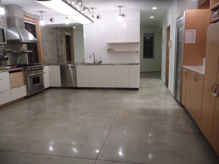 cement kitchen floors polished concrete slabs bk reno ideas 2048
