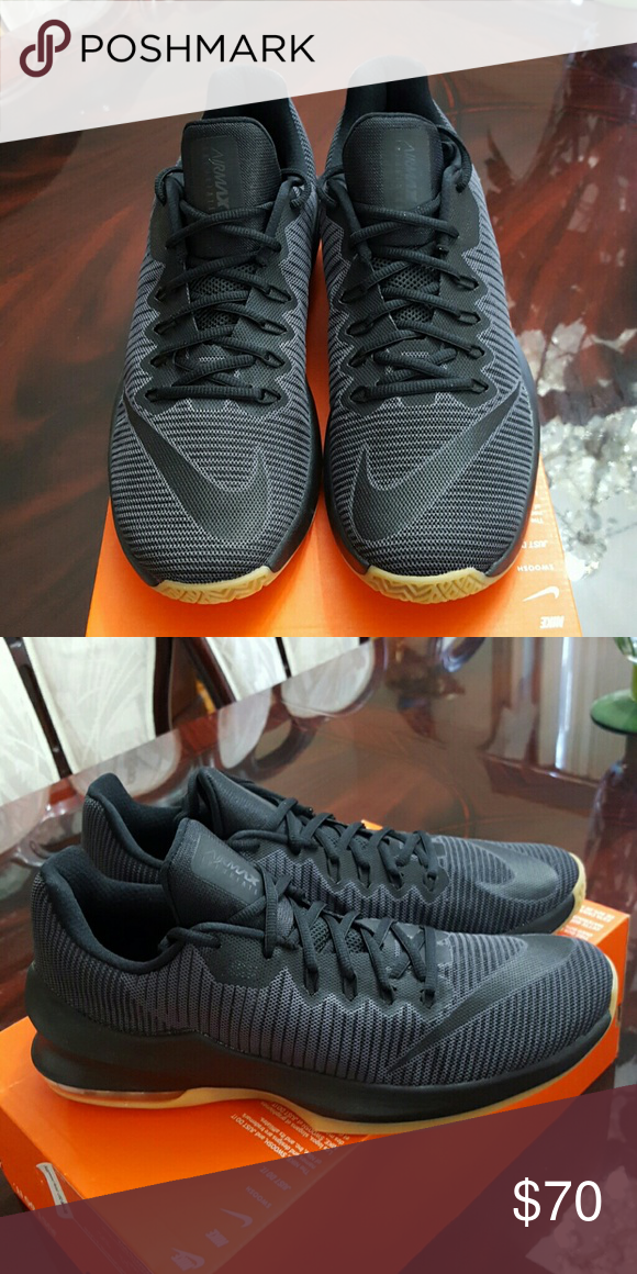 f2cbe1c81d 🔴🔴Nike Air Max Infuriate 2 Low🔴🔴 New with Box (No Top on box). Great  Basketball Sneakers. Perfect floor grip (see pictures for details)👌👌 Nike  Shoes ...