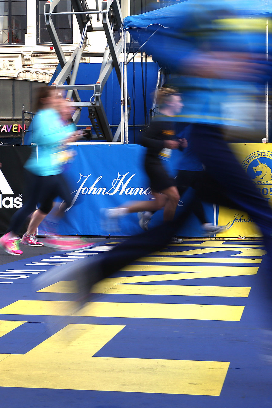 We are stoked for the Boston Marathon. Yeah, we all know it is 26.2 miles, but here are some fun facts to know about this famous race.