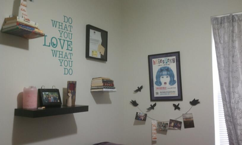 my wall design in my room!