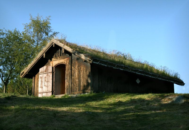 Norse Architecture Architecture Norse Medieval Houses