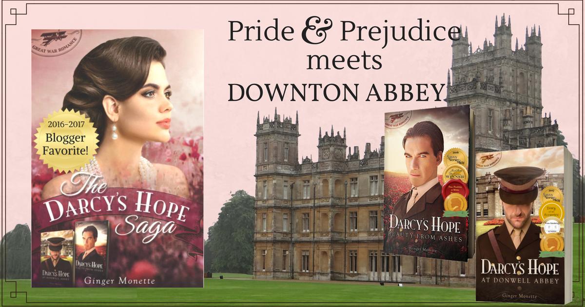 Pride and Prejudice meets Downton Abbey #MrDarcy