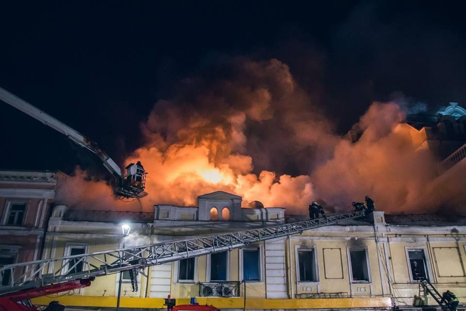 картинки с пожарами зданий вопрос организации локальной