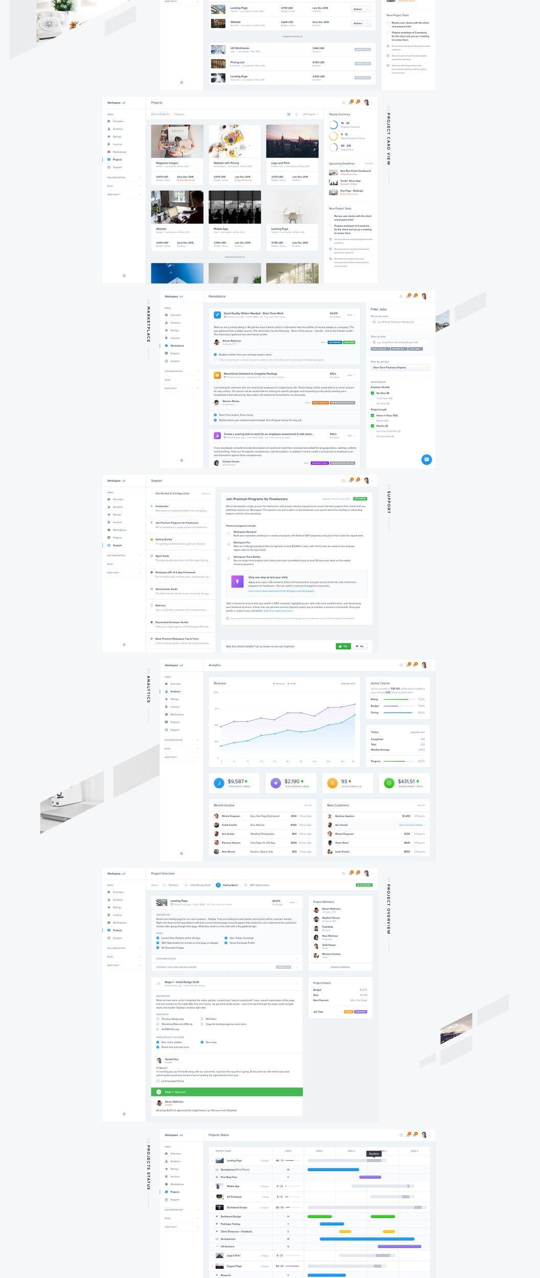 Biggest Pack Focusing On Designs Of Dashboard User