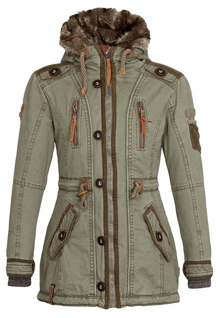 Naketano Damen Jacke One for All II Jacket | Jacken, Damen