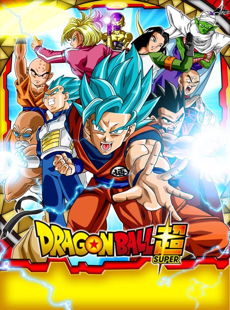 Dragon Ball Z Kai Stream Burning Series