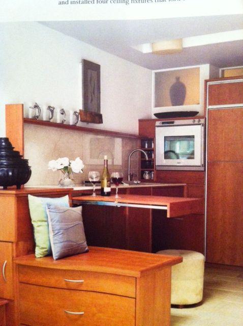 Apt Kitchen Renovations: Cute Small Apartment Kitchen