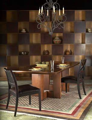 Milan Rectangular Dining Table