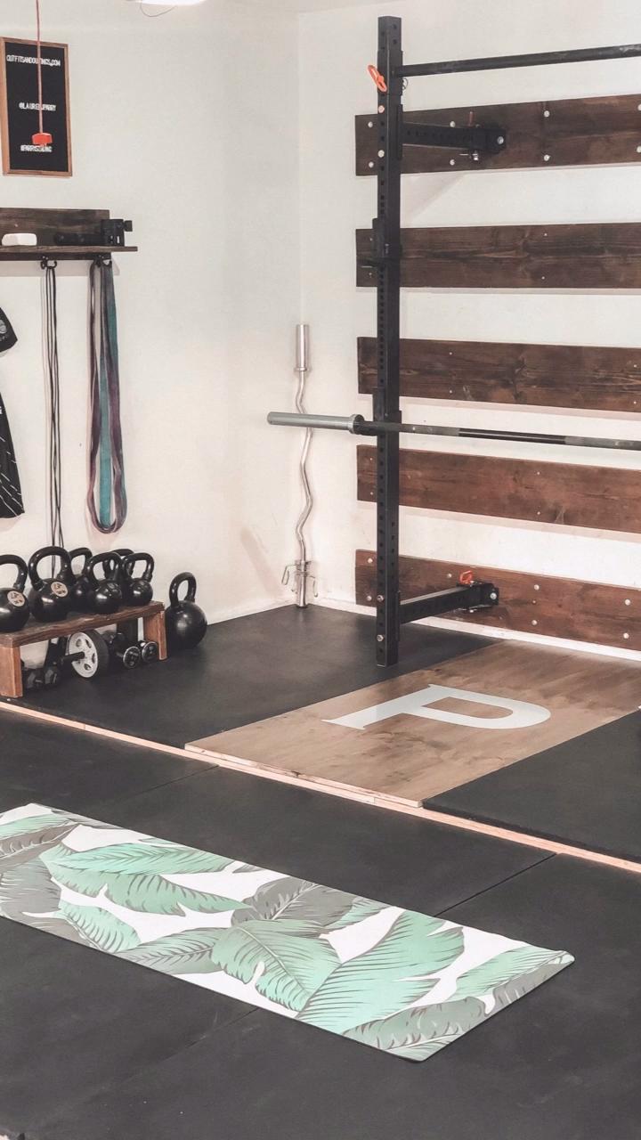 Garage Gym Ideas For Your Home Gym Outfits Outings Video Video Diy Home Gym Home Gym Garage Home Gym Decor