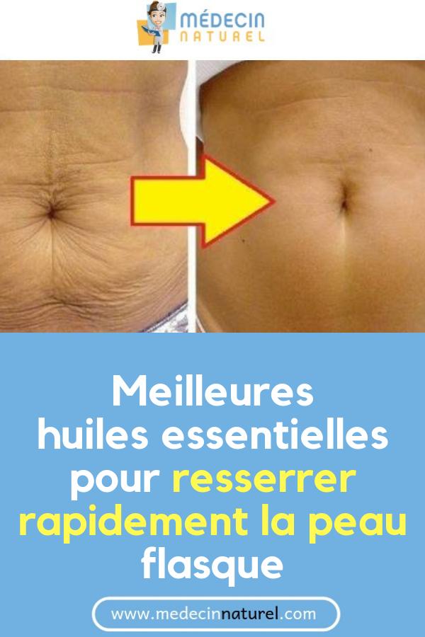 Comment raffermir la peau du ventre après un régime
