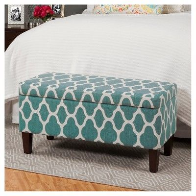 d091a751138215761b01ada13b1925cb - Better Homes & Gardens Pintucked Storage Bench