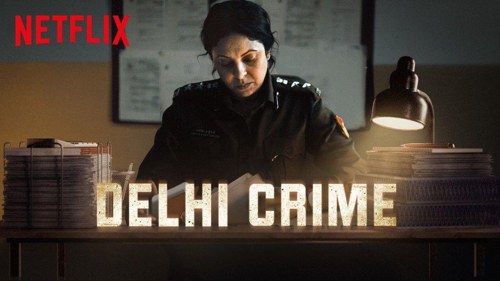 Delhi Crime S01 Complete Hindi 480p 720p (2019) Netflix Web