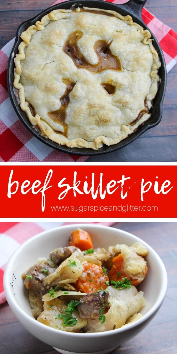 A delicious and easy beef recipe, this Homemade Beef Pot ...