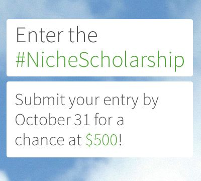 Enter By October 31 For Your Chance To Win A 500 Scholarship College Prowler No Essay