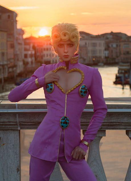 Photo of 'Jojo's Bizarre Adventure' Day & Bruno Cosplay In Venice