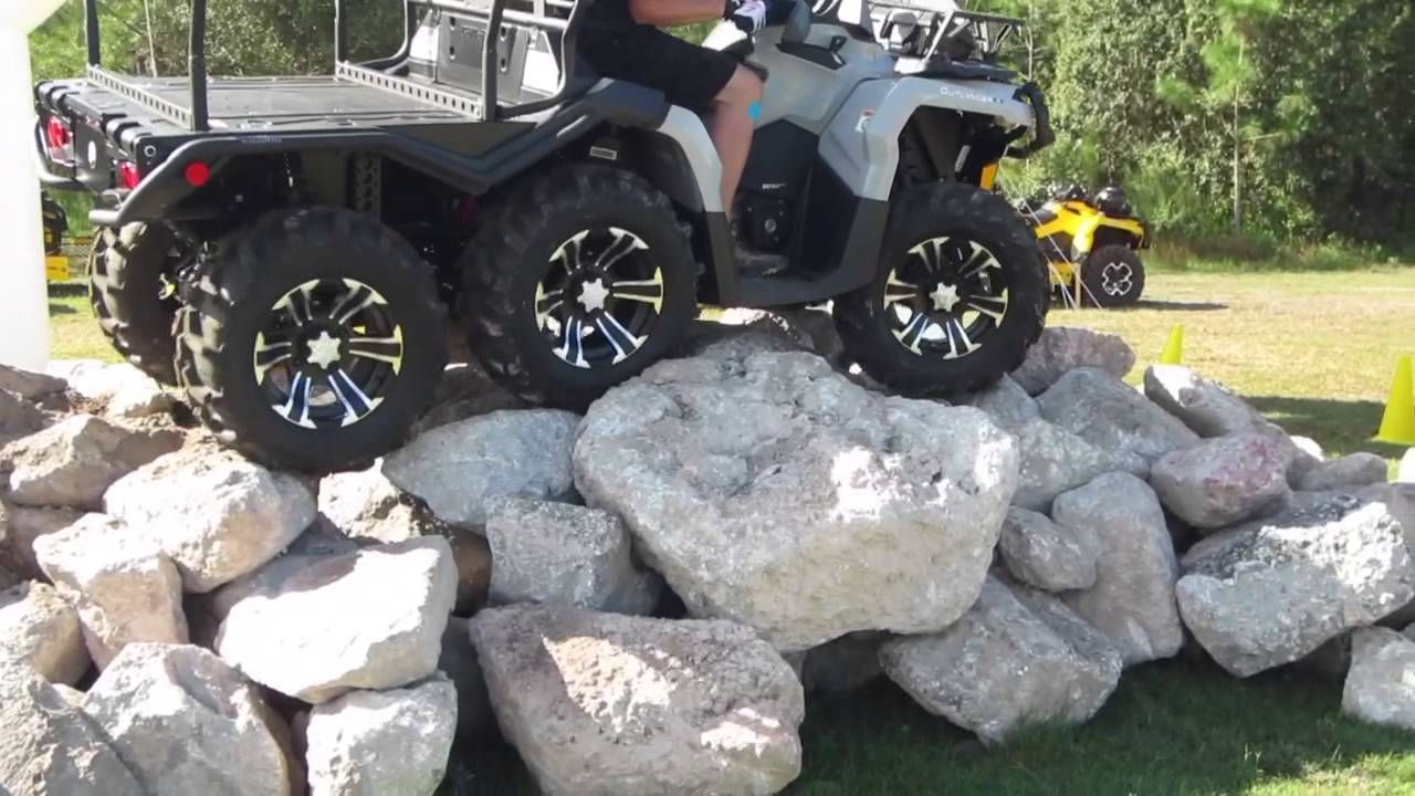 More huge news from brp this year with the introduction of the 2015 can am outlander 1000 this machine will be officially released in summer 2014 so sta