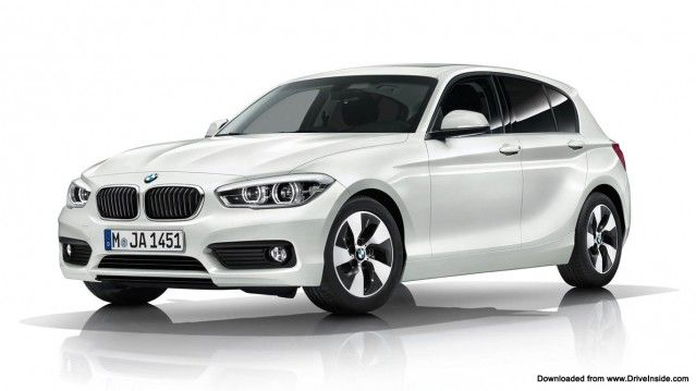 New Bmw 1 Series Revealed Will Be Launched In India Soon Bmw 1