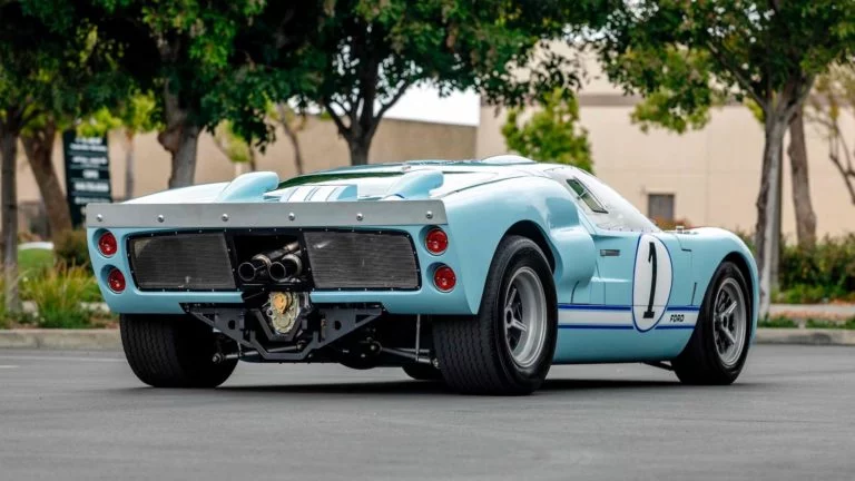 The Top 19 Cars Of 2019 On Ford Gt40 Ferrari Ken Miles
