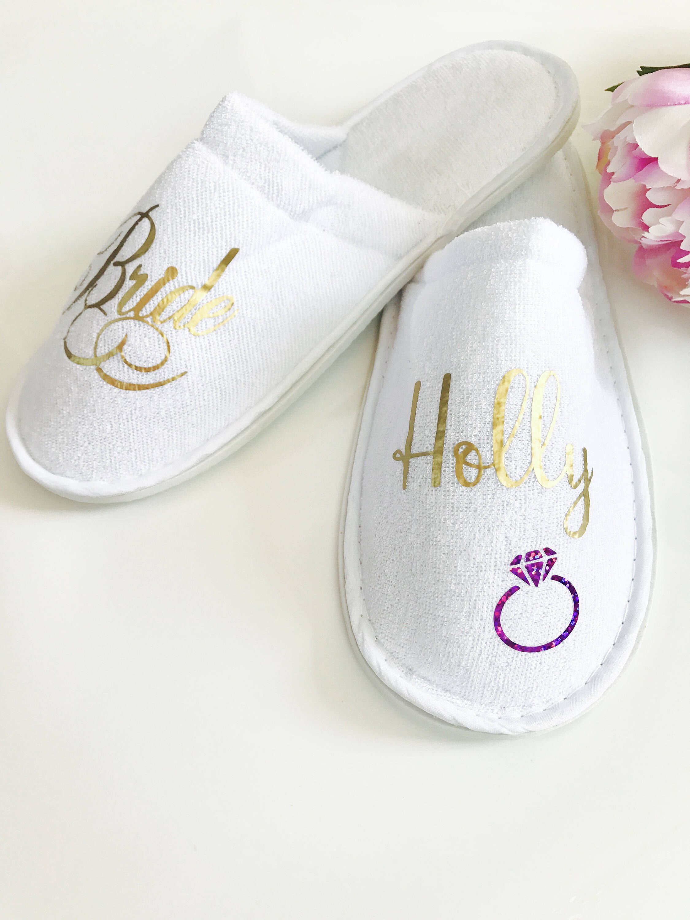 2d3273cf0 Excited to share this item from my  etsy shop  Bride Slippers