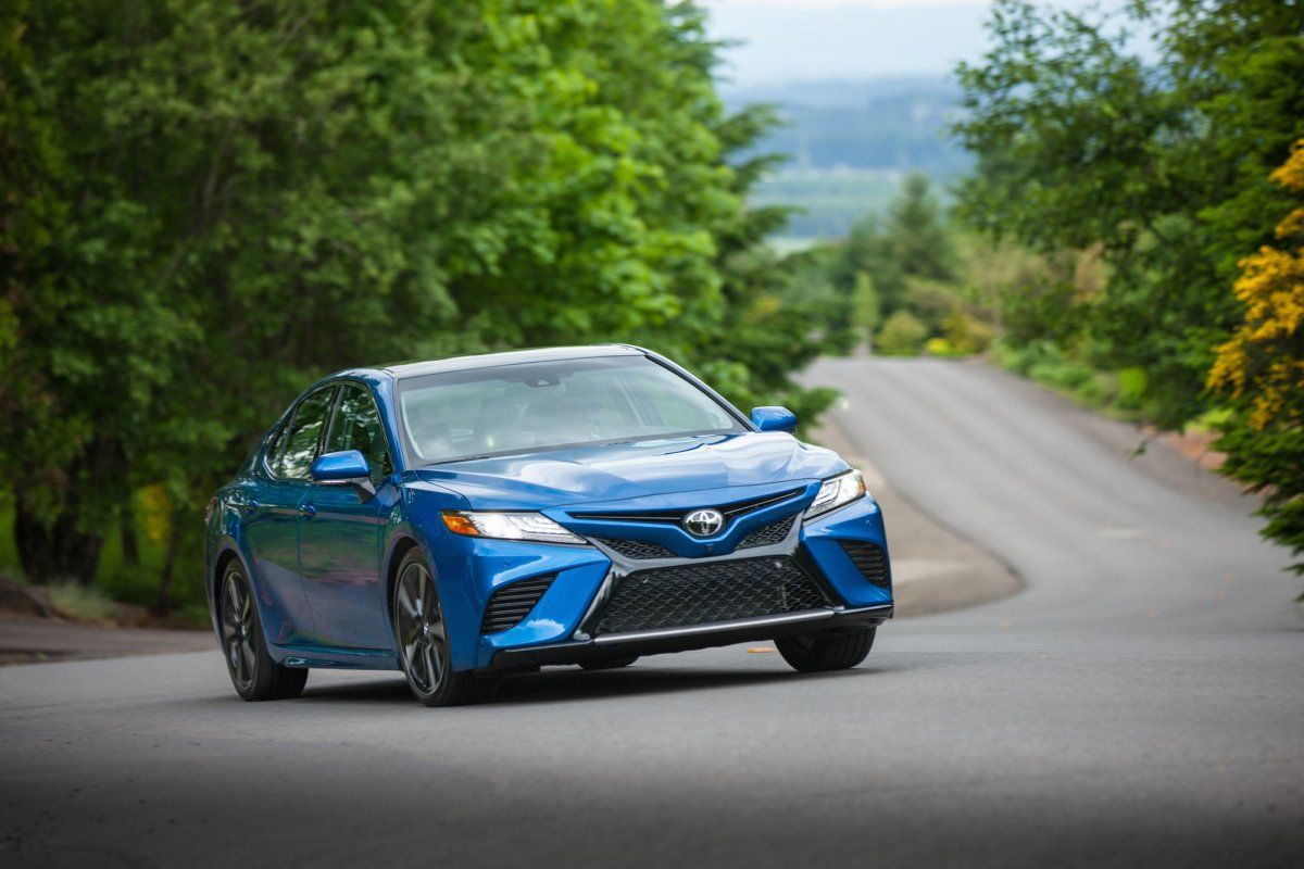 These Are The 15 Safest Cars And Suvs Money Can Buy For 2018 Toyota Camry Camry Toyota
