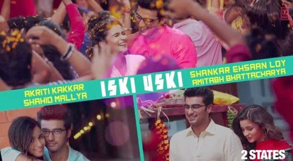 Upcoming Movies: ISKI USKI LYRICS | Bollywood Obbession | Pinterest ...