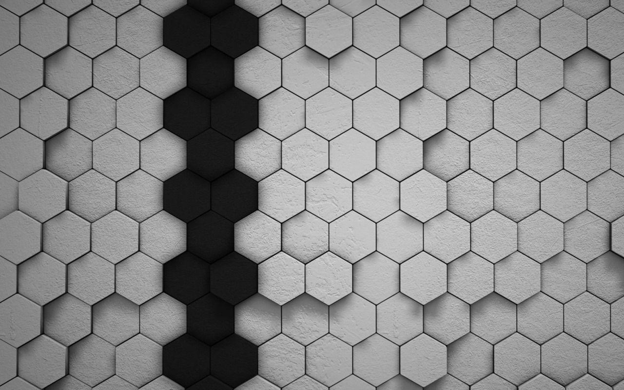 Hexagon Tile Wallpaper Tile Wallpaper Hexagon Tiles Honeycomb Pattern